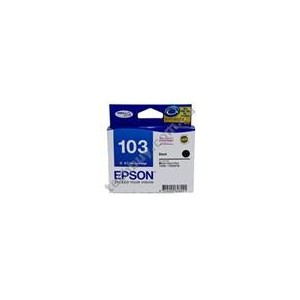 Epson Genuine T1031 (103N) High Capacity Black Ink Cartridge