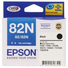 Epson Genuine T082N Black Ink Cartridge