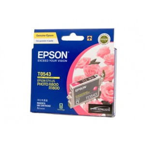 Epson Genuine T0543 Magenta Ink Cartridge