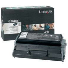 Lexmark Genuine E220 (12S0400) Prebate Toner Cartridge