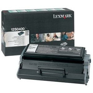 Lexmark E220 Prebate Genuine Black Toner 12S0400
