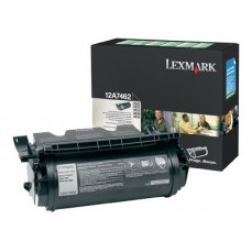 Lexmark Genuine T630 / T632 / T634 / X632 / X634e (12A7462) Prebate Cartridge