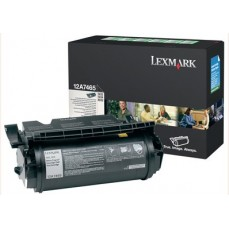 Lexmark Genuine T632 / T634 / X632 / X634e (12A7465) Prebate Cartridge