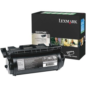 Lexmark T640 T642 T644 High Yield Prebate Genuine Toner 64017HR