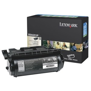Lexmark X646e Prebate Extra High Yield Genuine Toner X644X11P