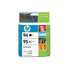 HP Genuine No.94 & No.95 Twin Pack (C8765WA & C8766WA)