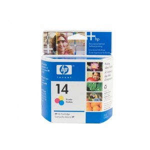HP Genuine 14 Colour Ink Cartridge C5010D