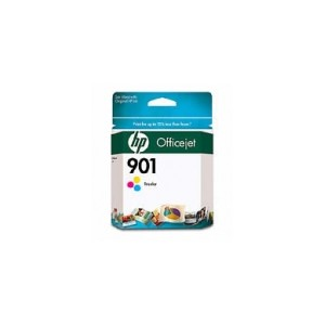 HP Genuine 901 Tri-Colour Ink CC656AA