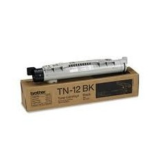 Genuine Brother TN12BK Black Toner