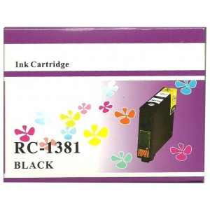Epson Compatible 138 High Capacity Black Ink T1381