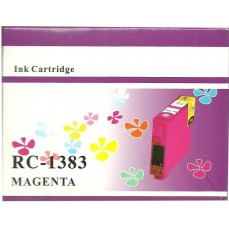 Epson 138 Compatible High Capacity Magenta Ink Cartridge