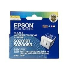 Epson Genuine T052 Colour Ink Cartridge