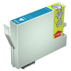 Epson Compatible T0472 Cyan Ink Cartridge