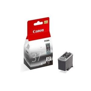 Canon Genuine PG37 Fine Black Ink Cartridge IP1800