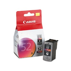Canon Genuine CL52 Fine Photo Cartridge