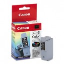 Canon Genuine BCI-21 Colour Ink Cartridge