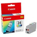 Canon Genuine BCI-24 Colour Ink Cartridge