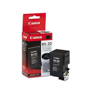 Canon Genuine BX20 Fax Ink Cartridge