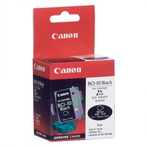 Canon Genuine BCI10 Black Ink Cartridge