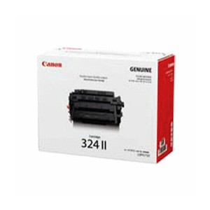 Canon Genuine Cart-324II High Yield Black Toner Cartridge