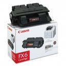 Canon Genuine FX6 Black Toner Fax Cartridge