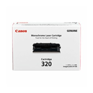 Canon CART-320 Genuine Black Toner