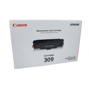 Canon Genuine Cart-309 Black Toner