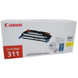 Canon Genuine CART-311 Yellow Toner