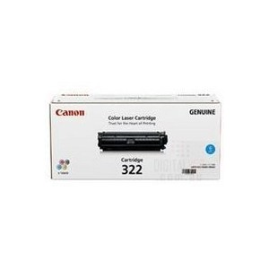Canon Genuine CART-322 Cyan Toner