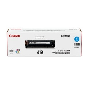 Canon Genuine CART-416 Cyan Toner