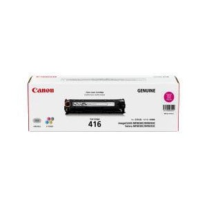Canon Genuine CART-416 Magenta Toner