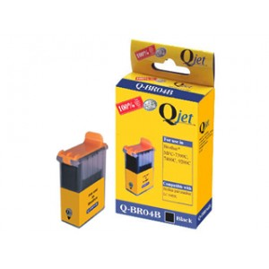 Brother Compatible LC04 Black Ink Cartridge