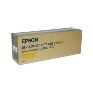 Epson Genuine S050097 Yellow Toner Cartridge
