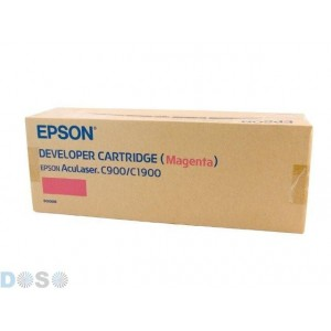 Epson Genuine S050098 Magenta Toner Cartridge