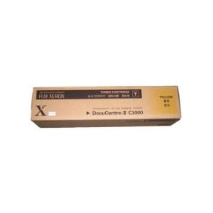 Xerox DocuCentre II C3000 DocuCentre III C3100 C4100 Yellow Toner Cartridge CT200871