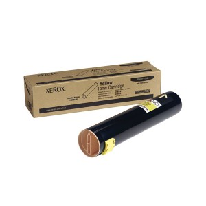 Xerox Phaser 7760 Yellow Toner 106R01162