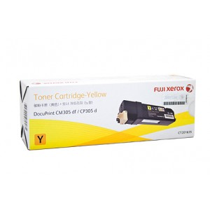 Xerox DocuPrint CP305D/CM305D Yellow Toner CT201635