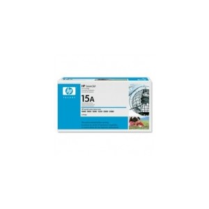 HP Genuine C7115A Black Toner Cartridge