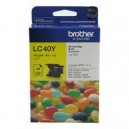 Brother Genuine LC-40 Yellow Ink Cartridge