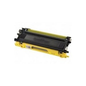 Brother Compatible TN155Y Yellow Toner Cartridge