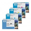 HP 4 Pack C9720A C9721A C9722A C9723A Toner set