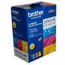 Brother Genuine LC 67 HY C/M/Y Value Pack