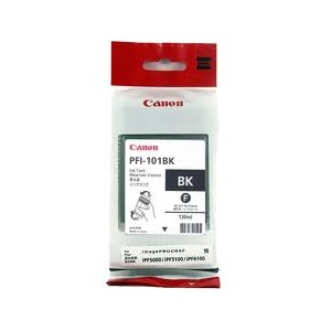 Canon PFI-101 Black Wide Format Ink Cartridge