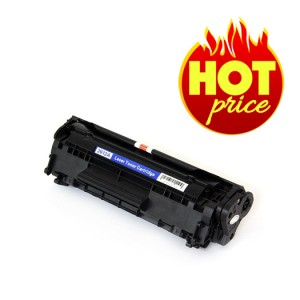 HP 12A (Q2612A) Compatible Black Toner
