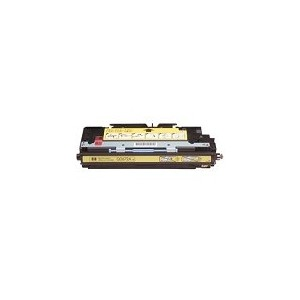 HP Q7582A Compatible Yellow Toner