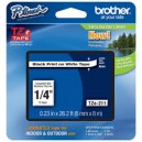Brother Genuine TZe211 Labelling Tape
