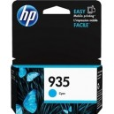 HP Genuine No.935 Cyan Ink C2P20AA