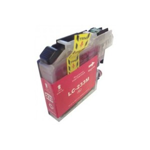 Brother Compatible LC233 Magenta Ink Cartridge