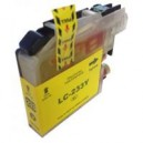 Brother Compatible LC235XL Yellow Ink Cartridge - 1,200 pages