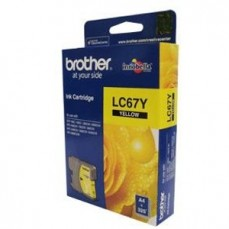 Brother LC 67 Yellow